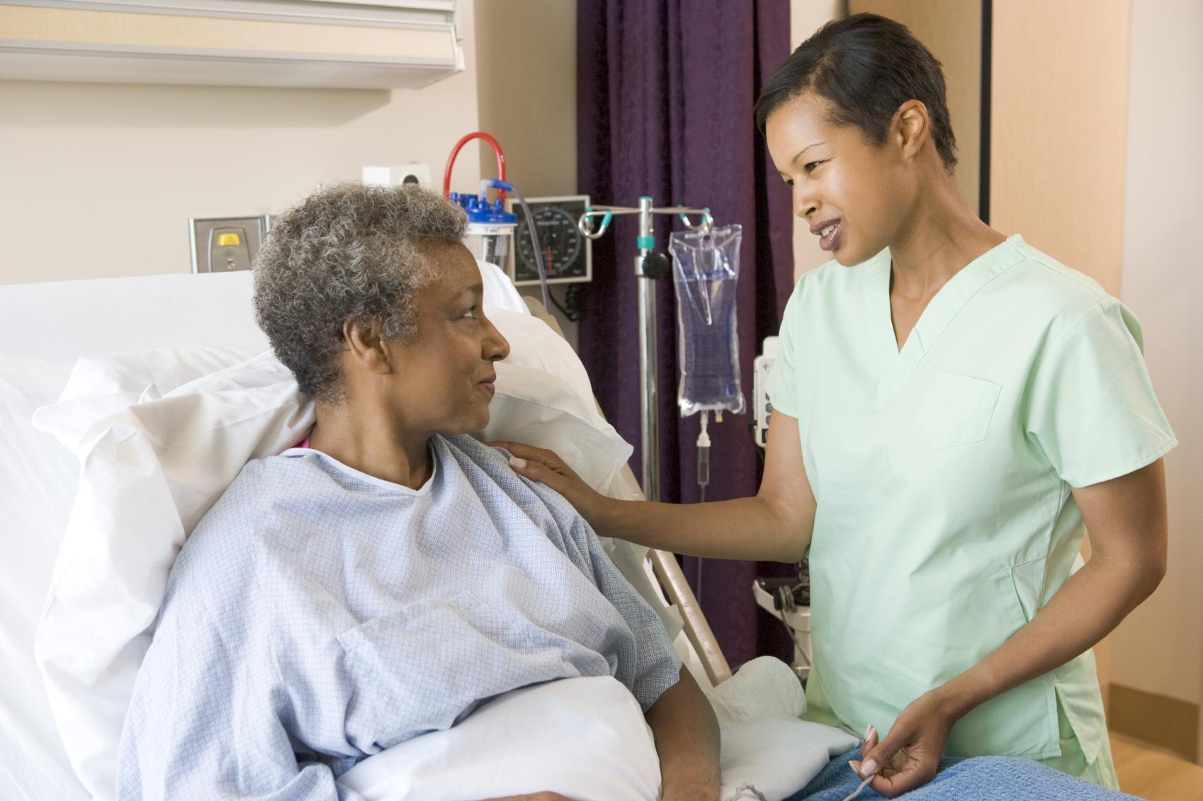 Long Term Care (LTC) at Park Manor of CyFair nursing home. Providing 24 hour healthcare.