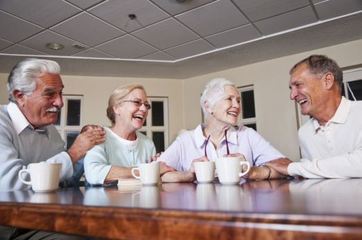 Residents receiving quality healthcare at Park Manor nursing home in CyFair (Houston), TX