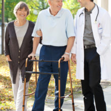 Rehab & Therapy at Park Manor of CyFair nursing home in northwest Houston/CyFair, TX.