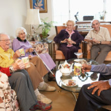 Seniors leave good Reviews, Ratings, and Testimonials for Park Manor of CyFair.